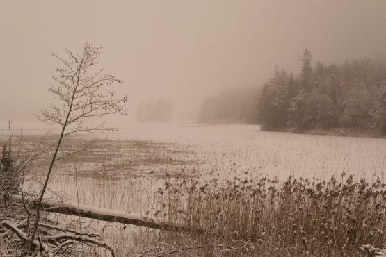 Getesjön – fotografi av Sanning Arkitekter