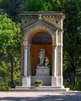 Madonna della Guardia – fotografi av Sanning Arkitekter