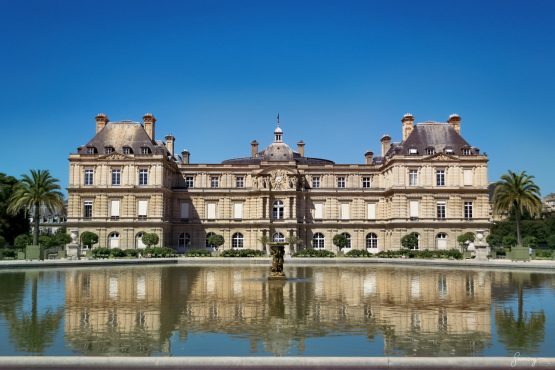 Palais du Luxembourg – fotografi av Sanning Arkitekter