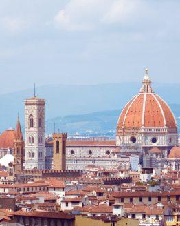 Santa Maria del Fiore – fotografi av Sanning Arkitekter