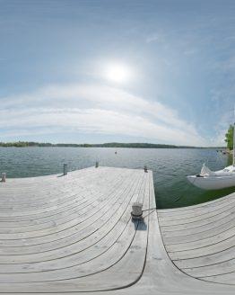 HDRI – Resaröström (sommar, sen förmiddag) – förhandsgranskning (EV 12.60; Filmic Blender)