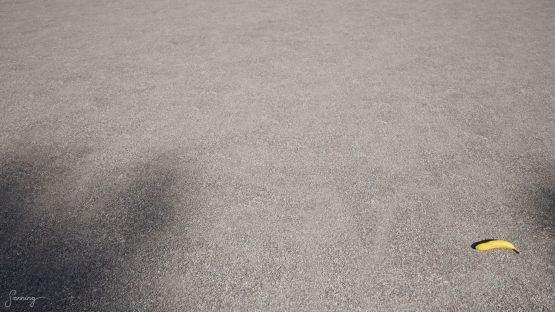 Material – Grusad asfalt – förhandsgranskning av mönsterrepetition