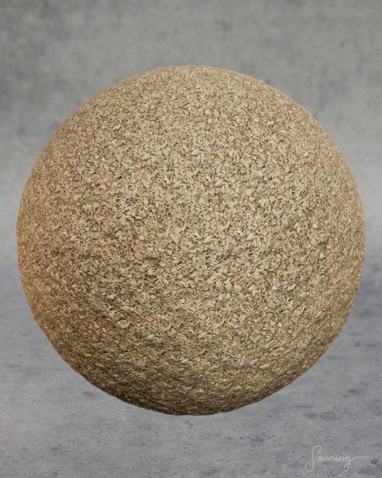 Material – Träflis – förhandsgranskning av material