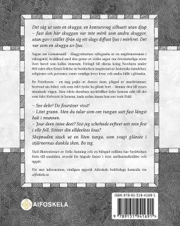 Sagan om Gamanwald – Skuggvättarnas välsignelse – Hessel Syhlén, Sofia Sanning – Baksida